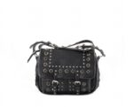 La Carrie MAIL BAG BLACK